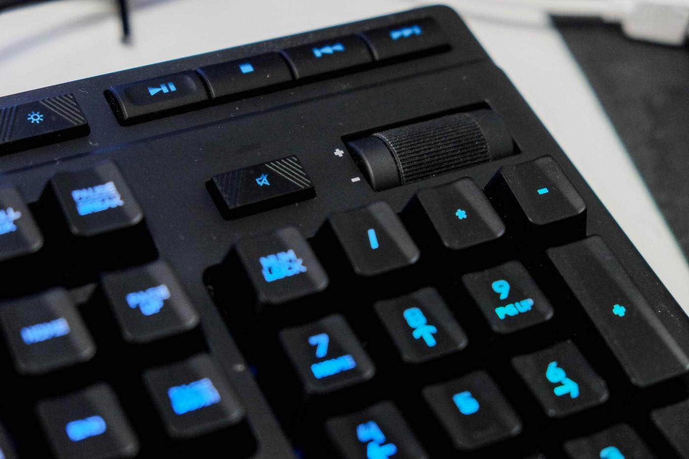 Geek Review: Logitech G910 Orion Spark Mechanical Keyboard