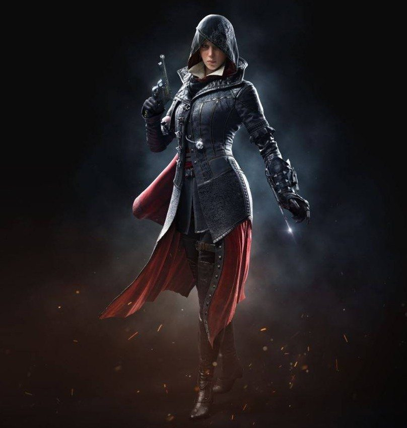 Evie_Frye_Cover_Front_Amazing