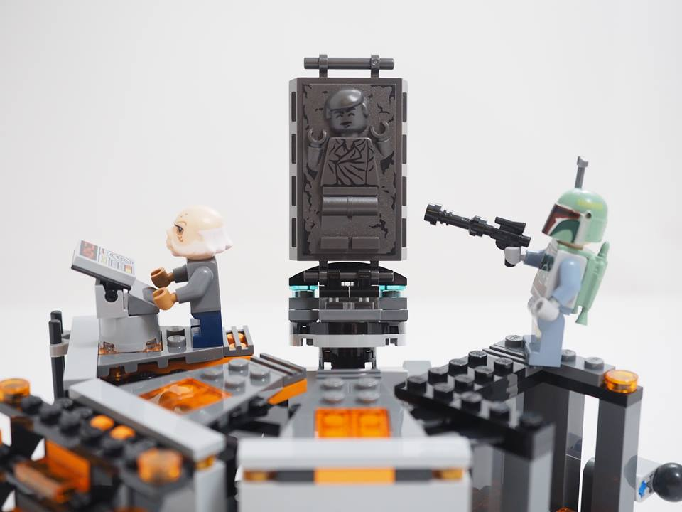 75137 LEGO Carbon-Freezing Chamber Review 2
