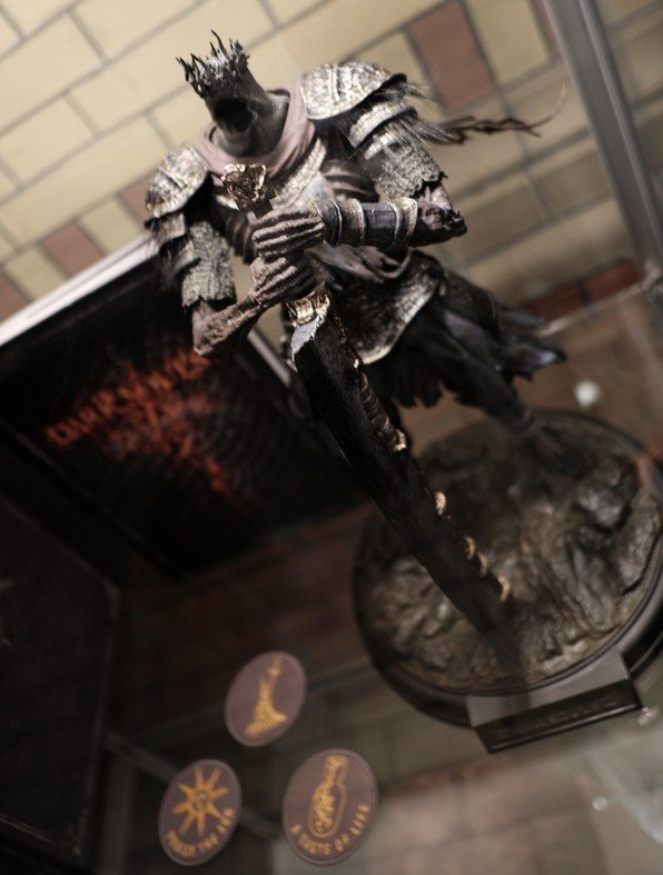Dark Souls III 3 preview demo hands on collector's edition lord of cinder (6)