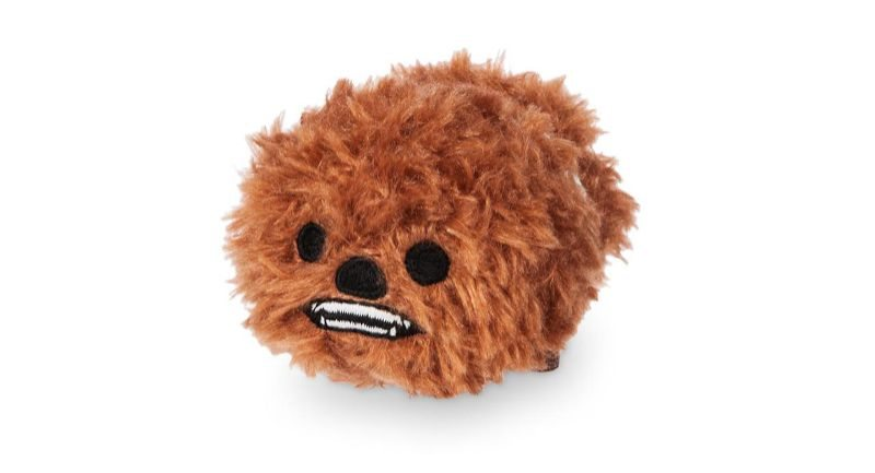 Disney tsum tsum star wars plushies featured chewbacca