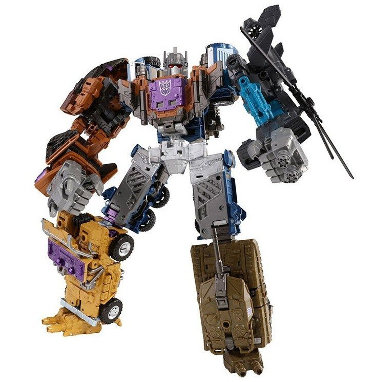 Takara unite warriors 07 bruticus (2)