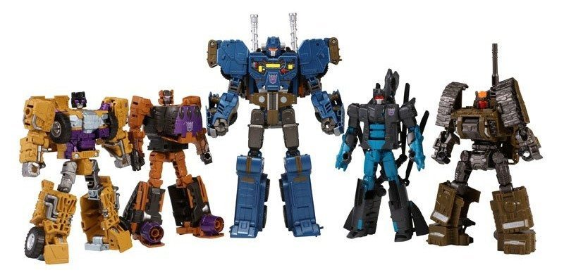 Takara unite warriors 07 bruticus (5)