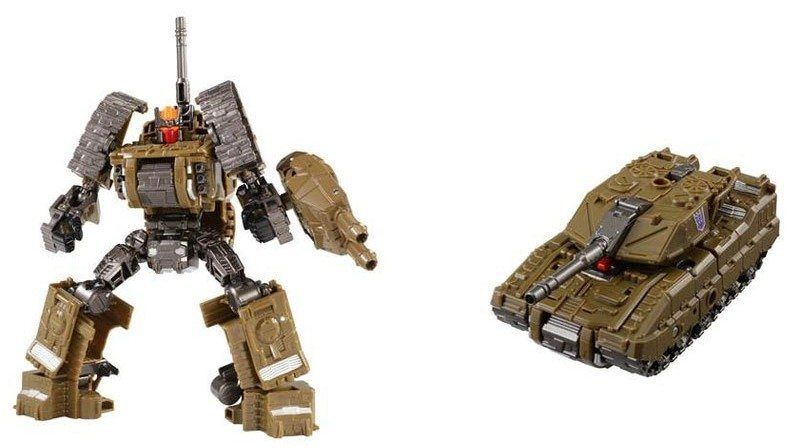Takara unite warriors 07 bruticus brawl (7)