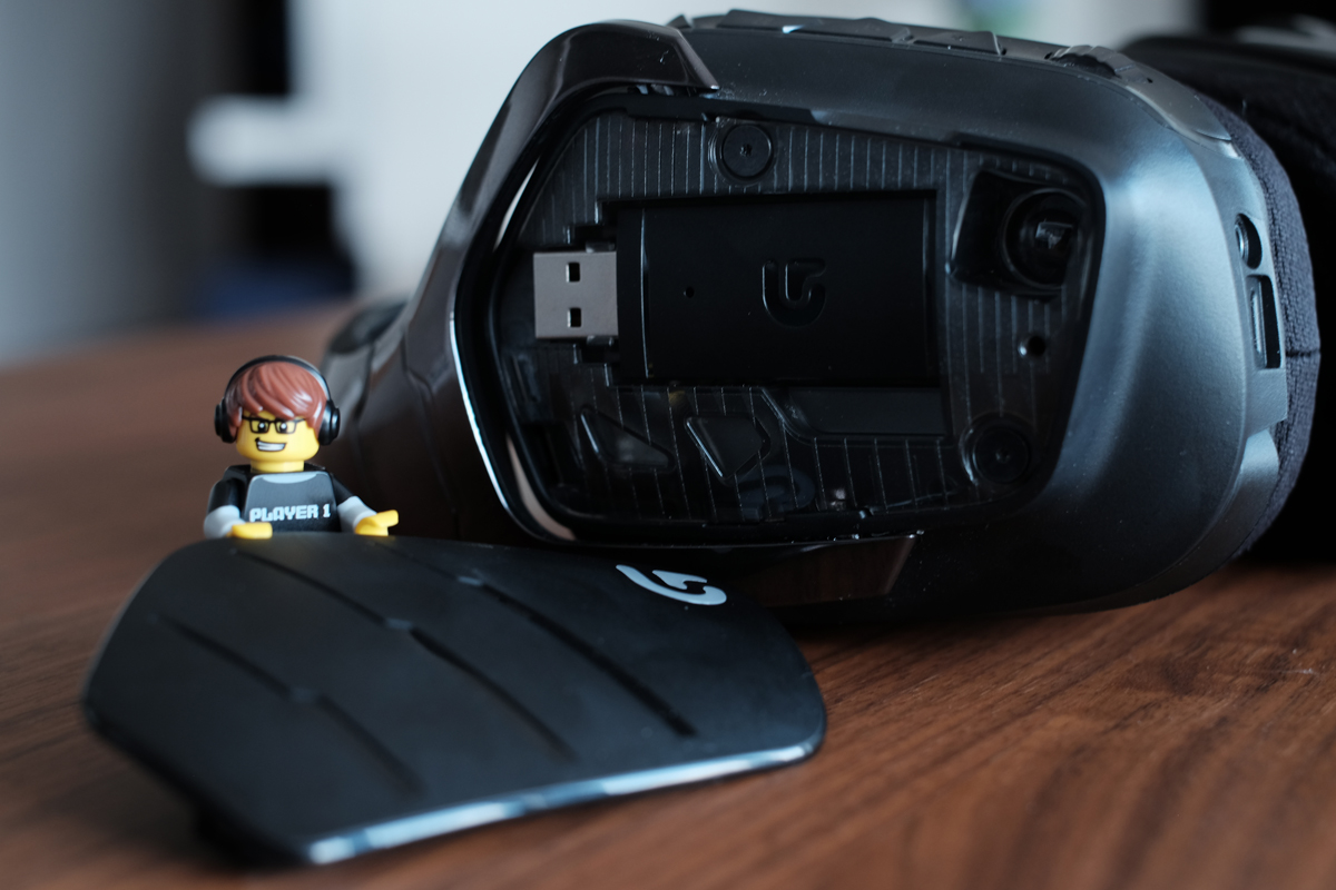 Geek Review: Logitech G933 Artemis Spectrum Wireless Headset | Geek
