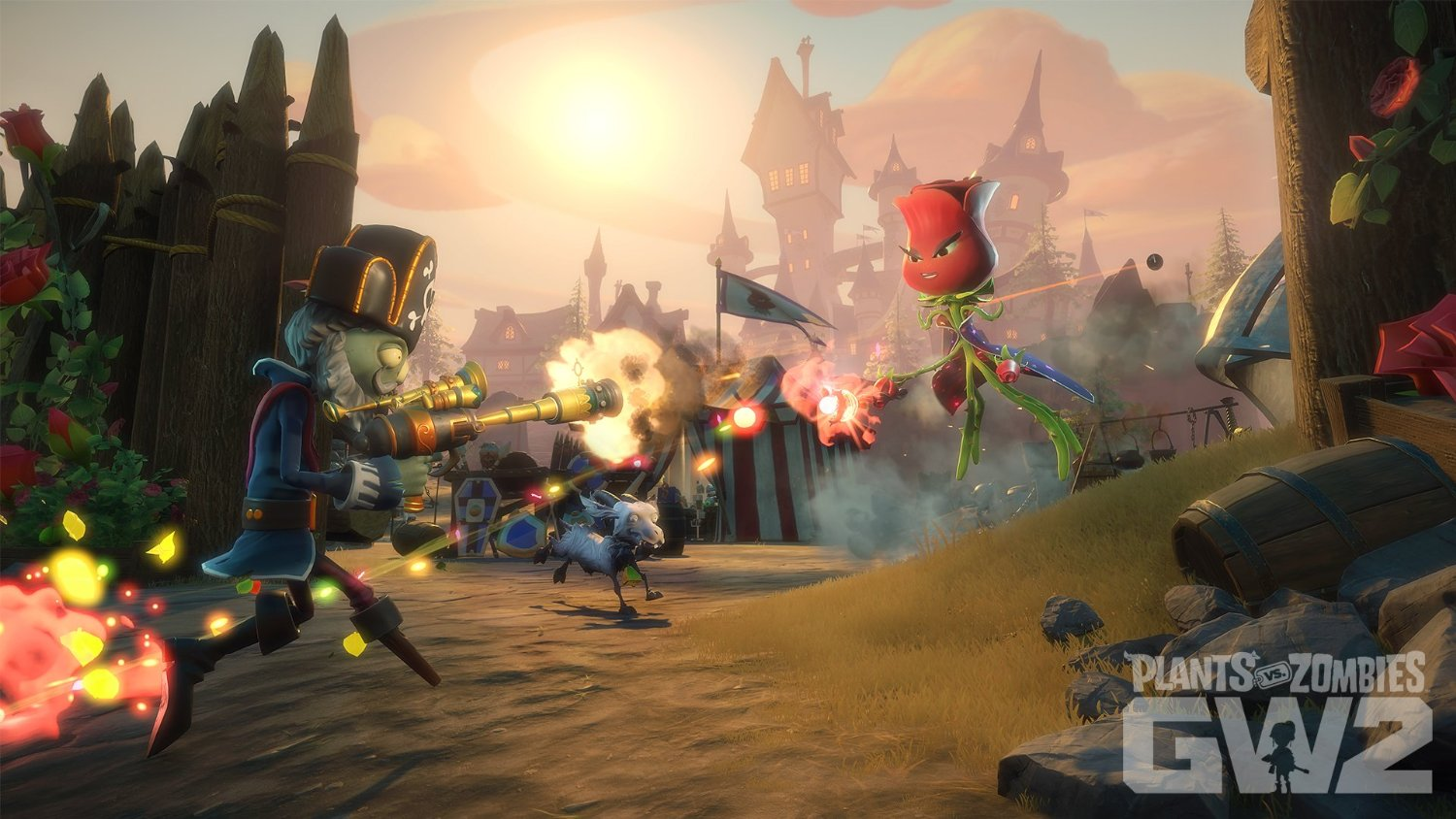 Geek review plants vs zombies garden warfare 2 geek - Free plants vs zombies garden warfare ...