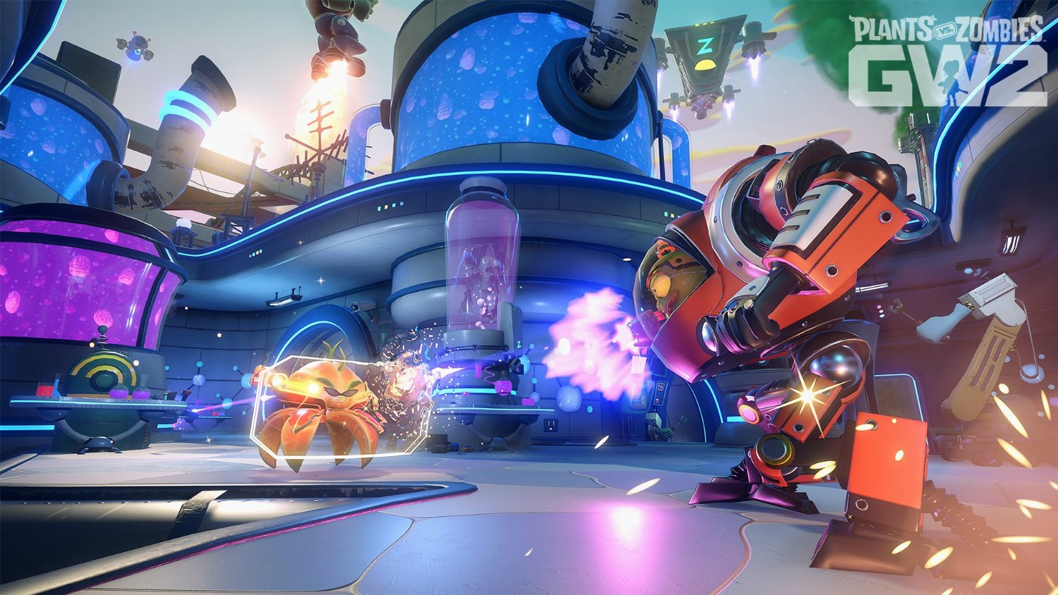 Geek review plants vs zombies garden warfare 2 geek - Plants vs zombies garden warfare 2 review ...