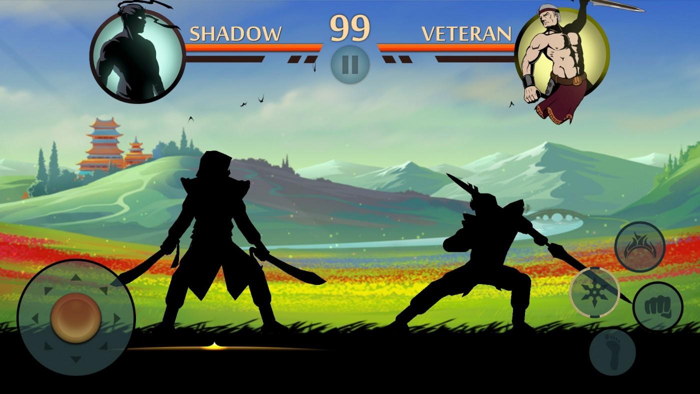 geek review shadow fight 2 geek culture