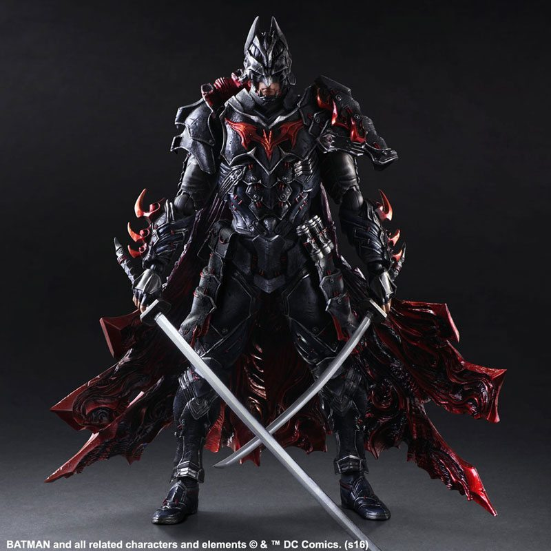 play arts kai Batman Bushido (1)