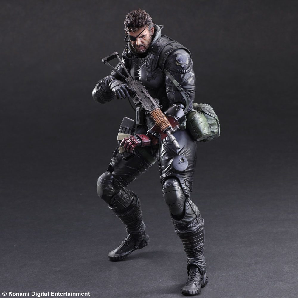 play arts kai Venom Snake (2)