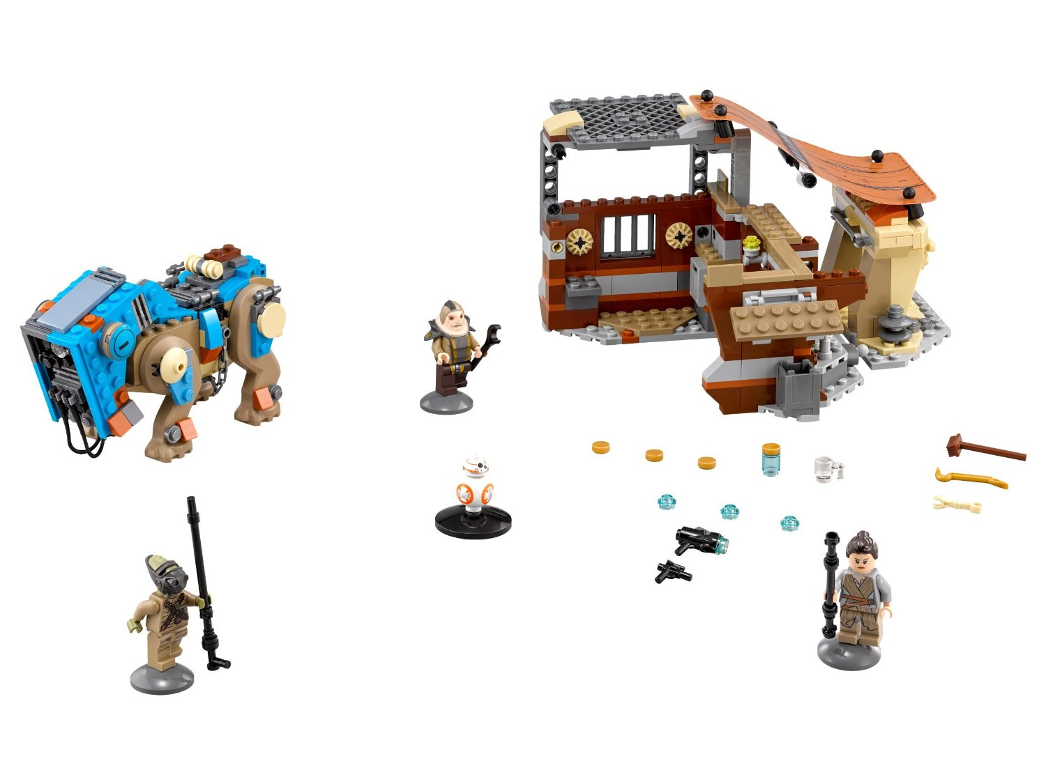 75148-lego star wars-encounter of jakku box-minifigs