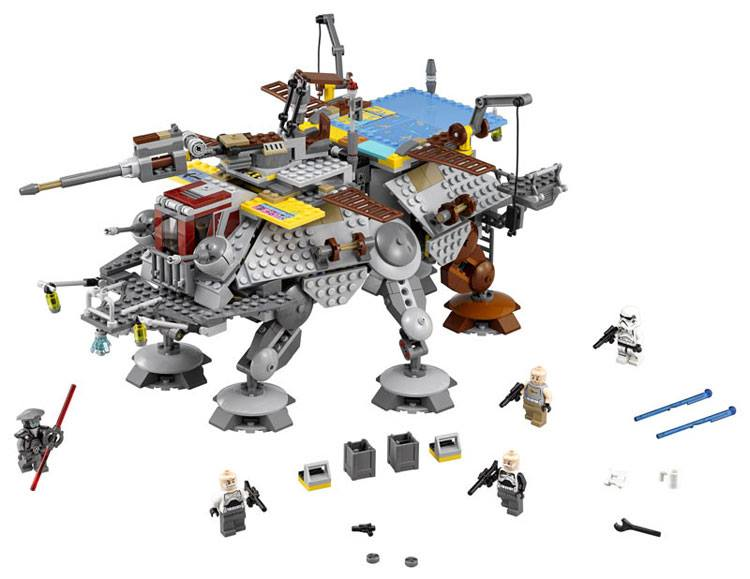 75157 captain Rex's at-te box contents