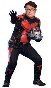 Mr Brown as Ant-Man