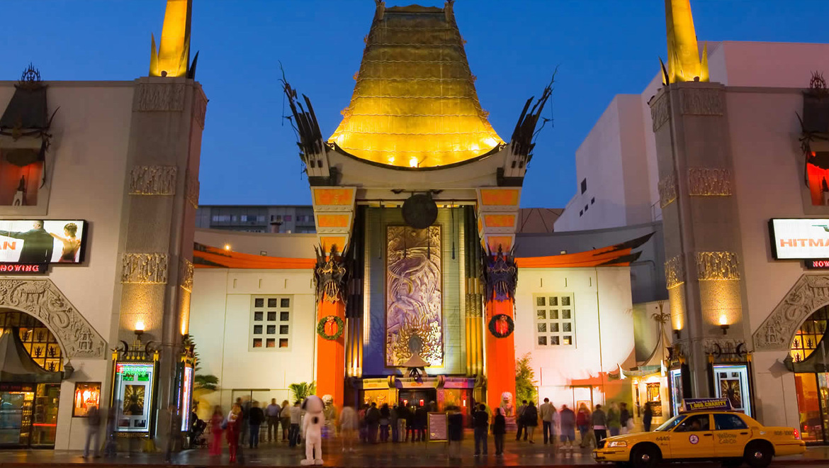 Win a Trip to LA for a VIP tour of the TCL Chinese Theatre ...