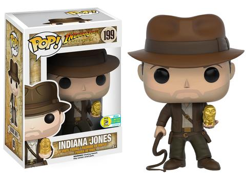 Pop! Disney: Indiana Jones - Indy with Idol