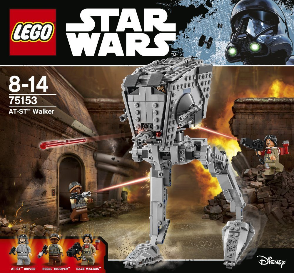 AT-ST Walker (75153) box