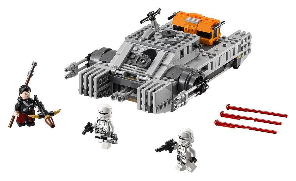 Imperial Assault Hovertank (75152) contents