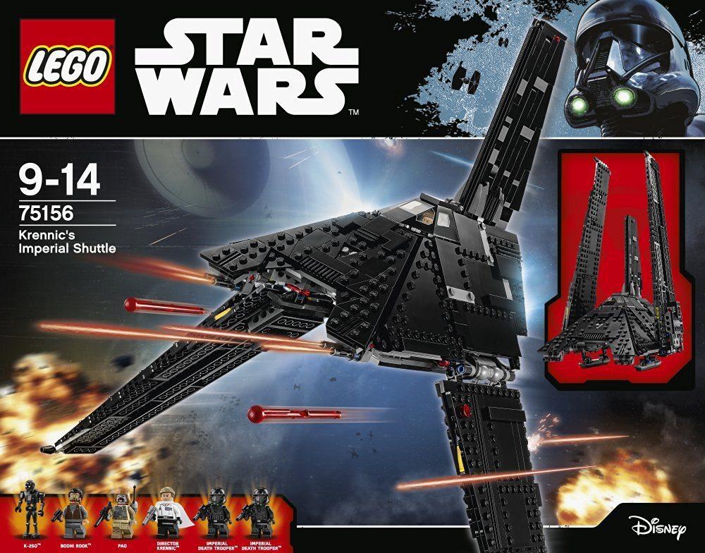 official lego rogue one a star wars story set images. Black Bedroom Furniture Sets. Home Design Ideas