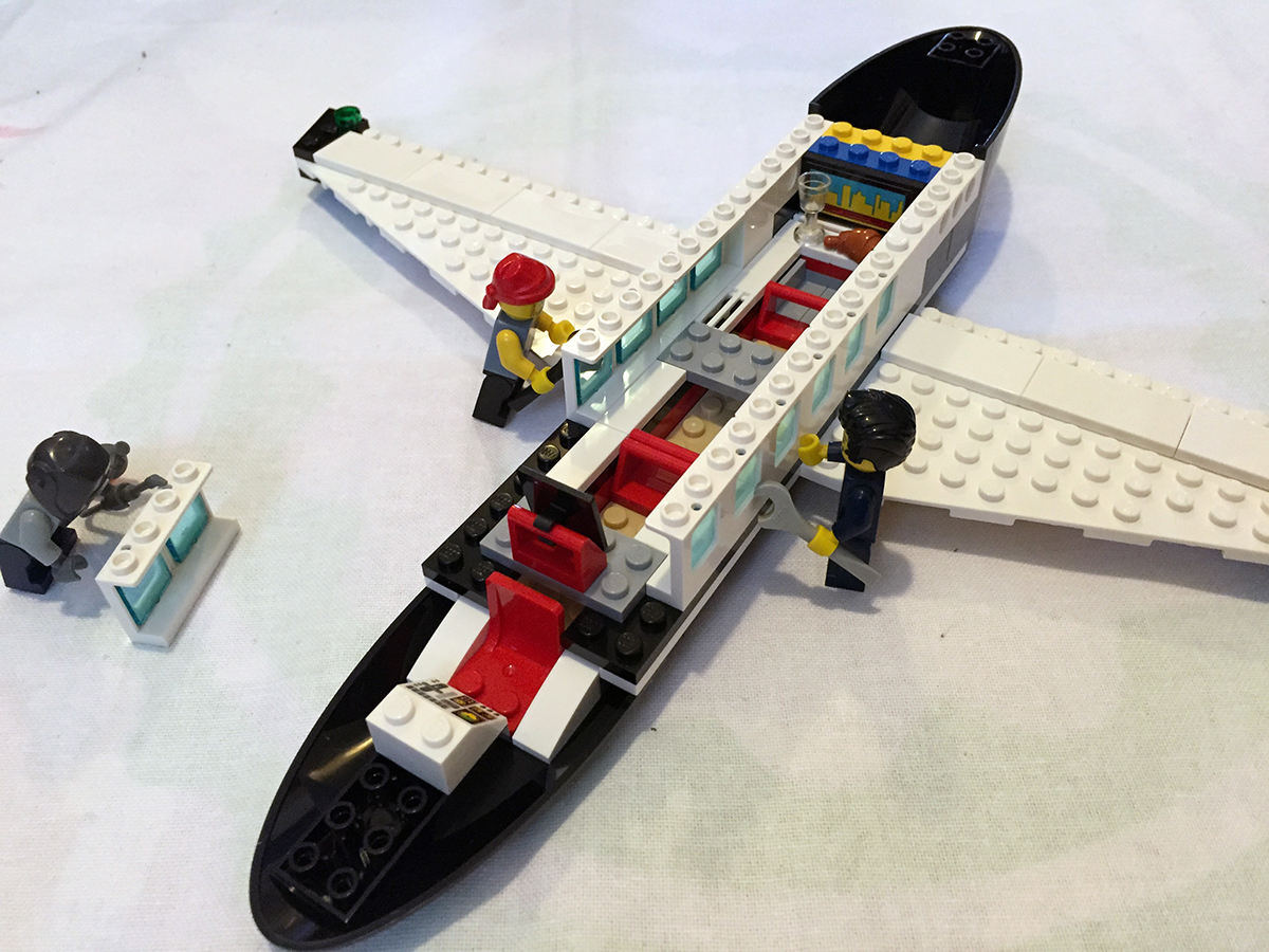 9889dc33186 LEGO Building Toys LEGO 60102 City Airport Vip Service Building Toy  Construction & Building Toys