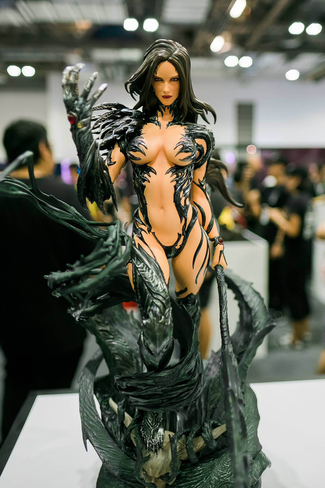 You can do anything to me, ol' Witchblade...