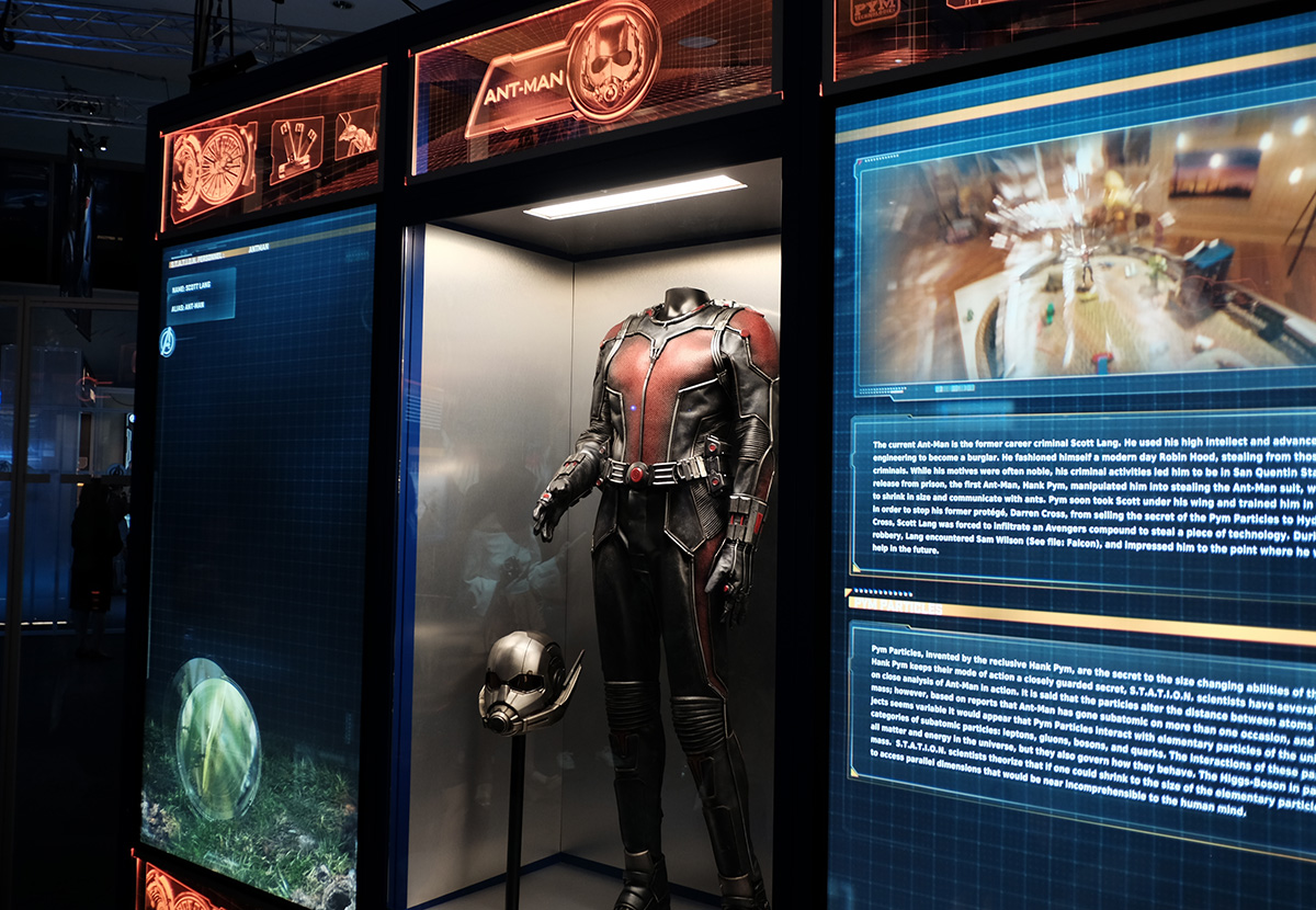 Geek Review Marvel S Avengers S T A T I O N Singapore border=