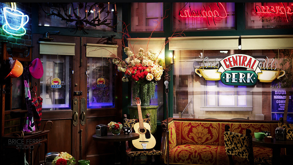 Singapore's Central Perk Is The Wrong Friend To Have Geek Culture Impressive Wrong Friend