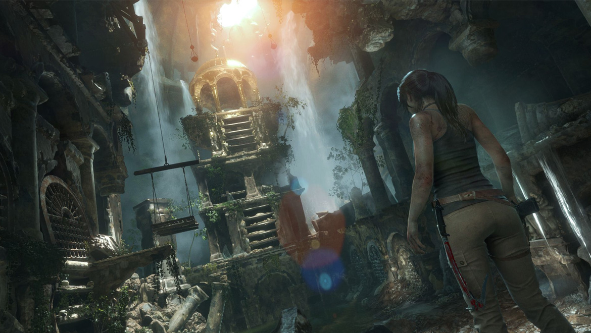 Geek Review Rise Of The Tomb Raider 20 Year Celebration Geek