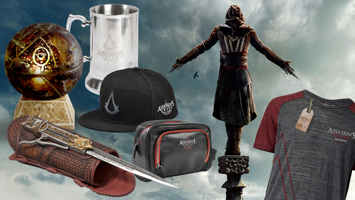 Geek Giveaway Exclusive Assassin S Creed Movie Premiums Geek