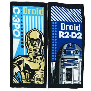 Star Wars Droids Microfiber Tower Set