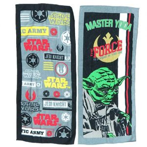 Star Wars Microfiber Towel - Force Set