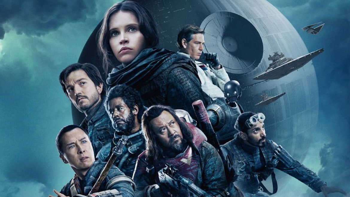 geek review rogue one the best star wars movie since return of the jedi geek culture. Black Bedroom Furniture Sets. Home Design Ideas