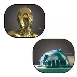 Star Wars Sun Shade R2-D2 & C-3PO - Napolex