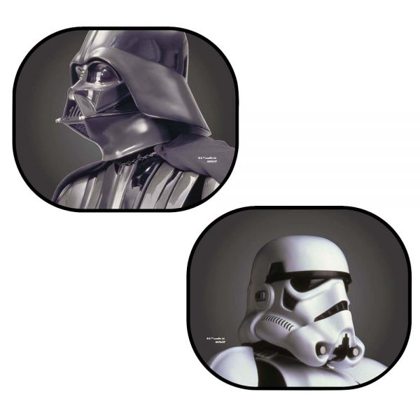 Star Wars Sun Shade Darth Vader   Stormtrooper – Napolex  d1cbc769c17