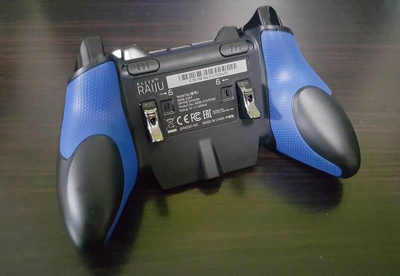 Geek Review: Razer Raiju Gaming Controller for PS4 | Geek Culture