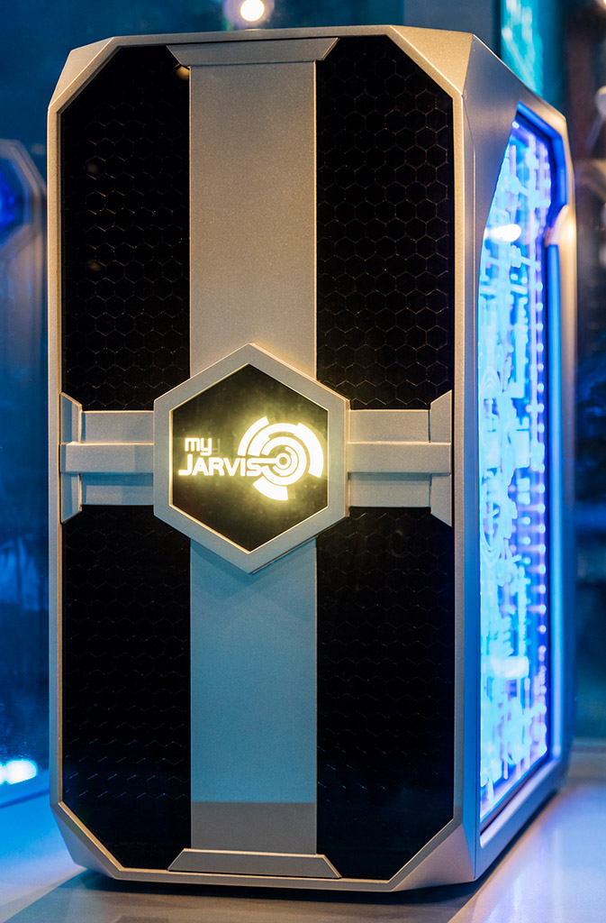 The Iron Man Experience in Hong Kong Disneyland is not to