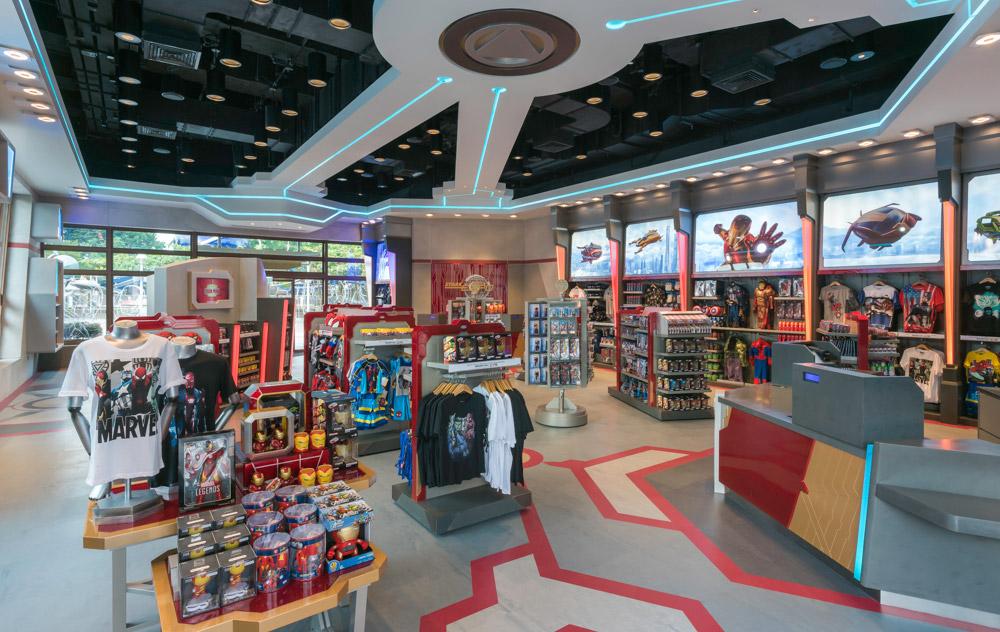 [Parc Walt Disney Studios] Avengers Campus (2021) > infos en page 1 Ironman-experience-hongkong6