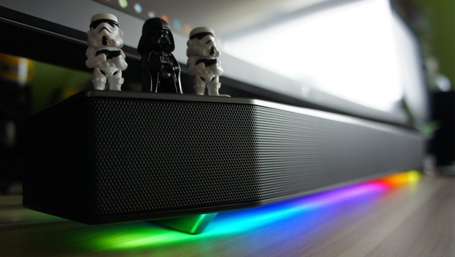 Geek Review: Sound BlasterX Katana - The Soundbar You Have Been