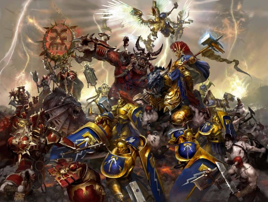 games workshop s warhammer of change geek culture