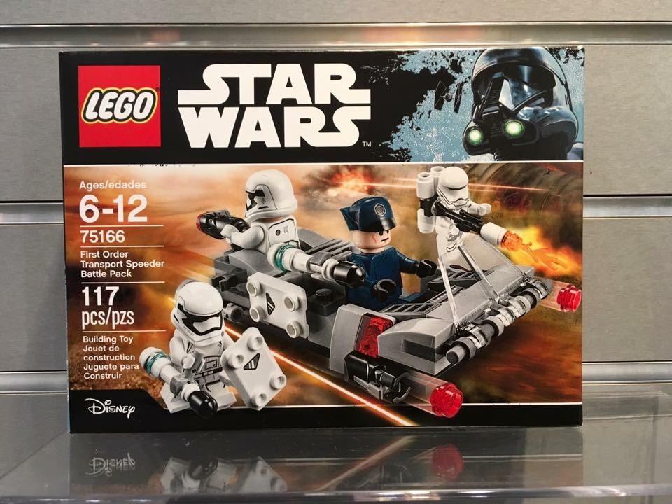 LEGO Star Wars 2017 Summer Sets Revealed! | Geek Culture