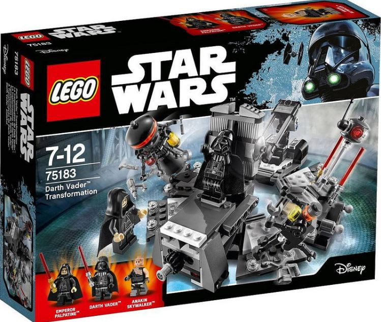 lego star wars summer 2017 sets revealed! | geek culture