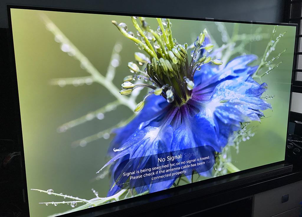 Geek Review: LG Signature G6 OLED 4K TV | Geek Culture