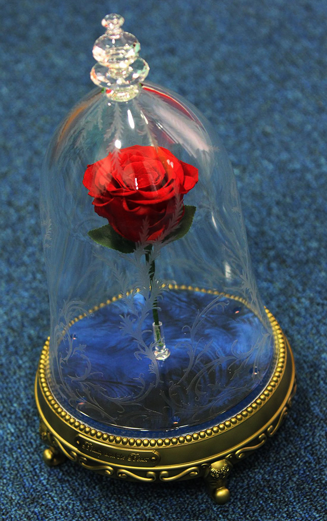 Geek Review: Beauty and the Beast Enchanted Rose Bluetooth