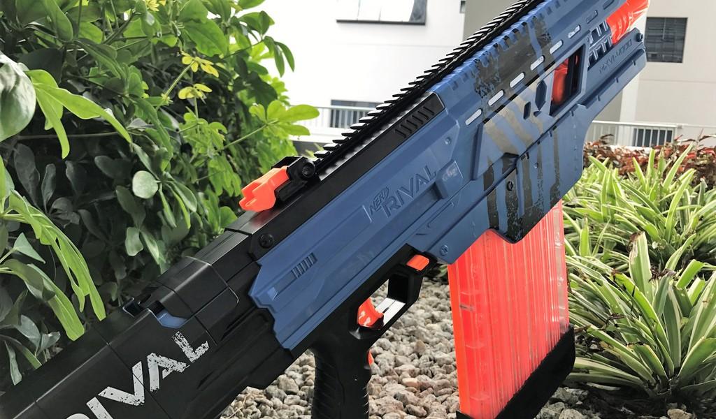 ... Nerf N-Strike Modulus ECS-10 Blaster Review