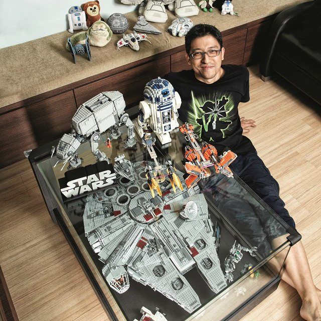 New Lego Star Wars Ucs Millennium Falcon 75192 To Launch