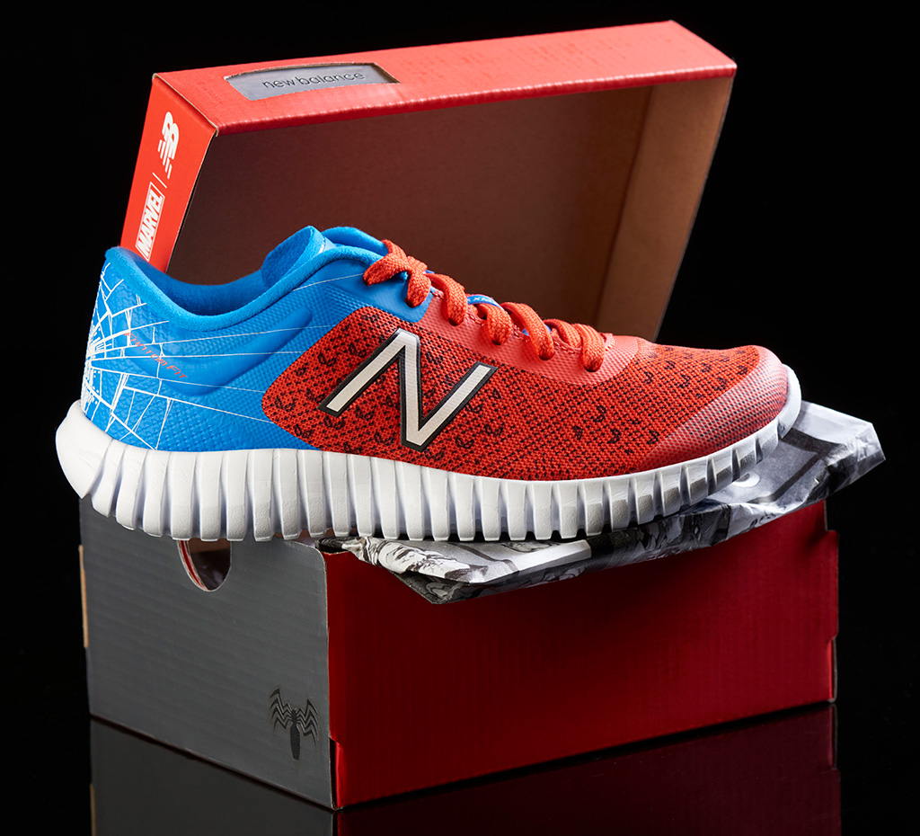These New Balance Spider-Man Shoes Are