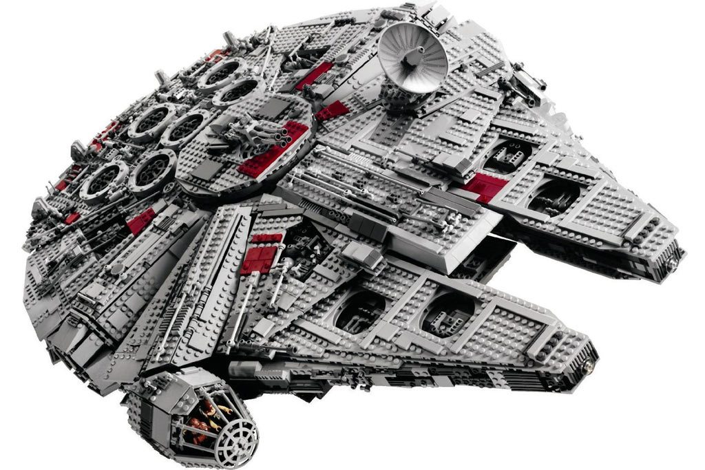 new lego star wars ucs millennium falcon 75192 has been leaked in