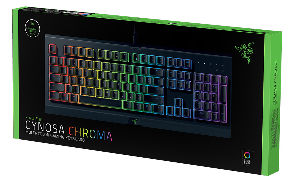 Geek Review: Razer Cynosa Chroma Keyboard | Geek Culture