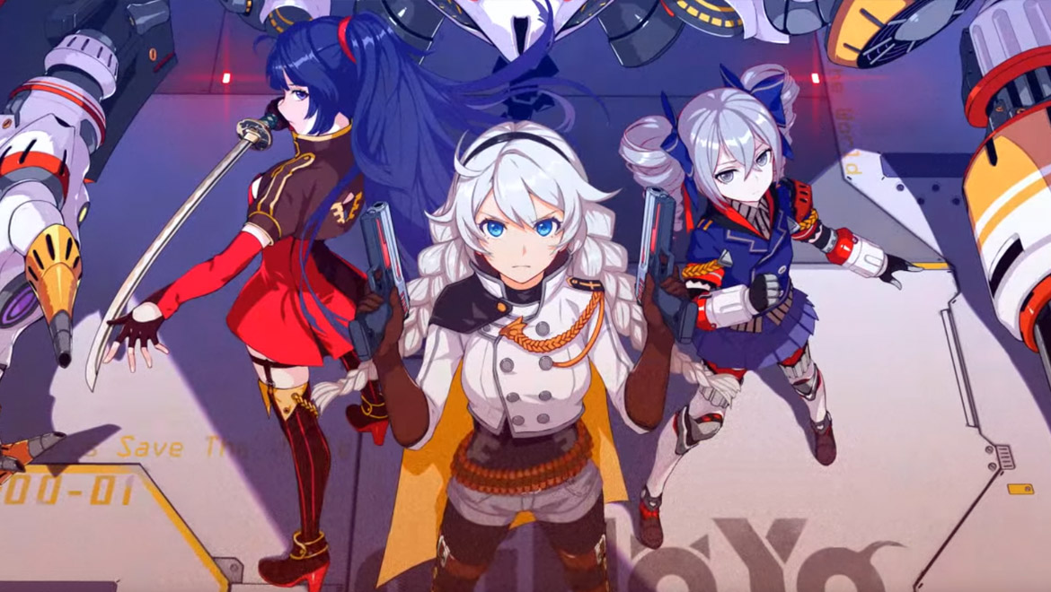 Honkai Impact 3 Has Officially Launched in the Southeast