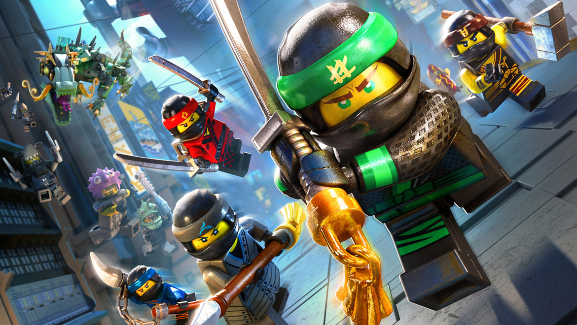 Geek Review: The LEGO Ninjago Movie Video Game (PS4) | Geek Culture