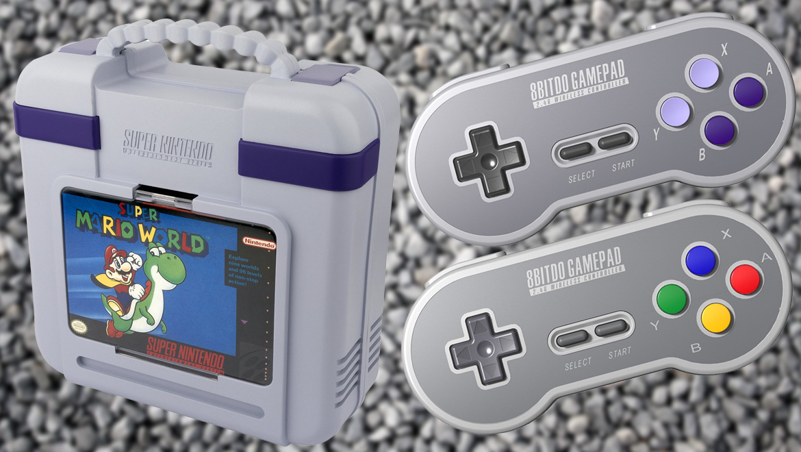 Essentials For Your New Snes Classic Edition